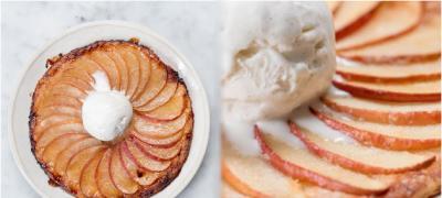 Jesenji desert: najlakši tart sa jabukom