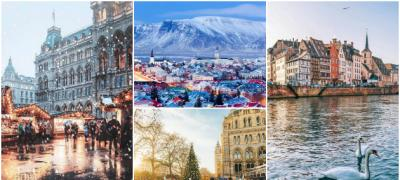 Gradovi koje ćete najlepše doživeti ako putujete u paru