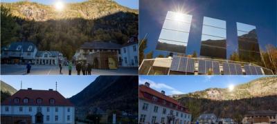 Privlače sunce ogledalima: 13 činjenica o životu u norveškom gradiću u kojem 6 meseci nema sunca