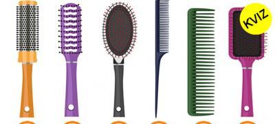 Теst ličnosti: Kakva ste žena prema četki za kosu koju koristite?