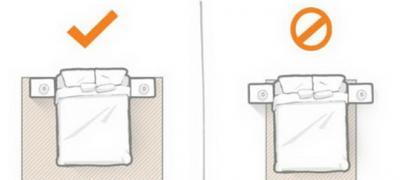 Kоliko treba udaljiti stočić od troseda? 15 skica i uputstava za stan uređen po meri