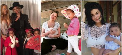 Slavne majke koje bez dadilje ne mogu da postignu da brinu o deci
