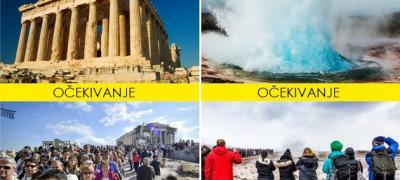 Očekivanje vs. Realnost: 11 turističkih destinacija koje su razočarale posetioce