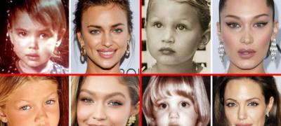 Zvezde na fotkama iz detinjstva koje pokazuju koliko je prirodna njihova lepota