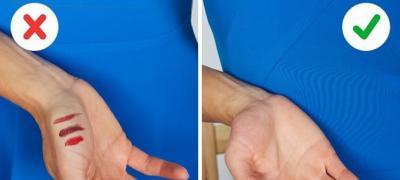 Karmin se ne proba na dlanu: Ženski trikovi koje treba da počnete da primenjujete