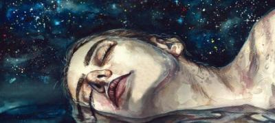 Slomiće te, sastavićeš se, mrva si u Svemiru, a ipak je on ceo u tebi