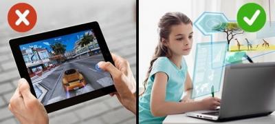 Kako da odgajate decu koja neće biti zavisna od savremene tehnologije?
