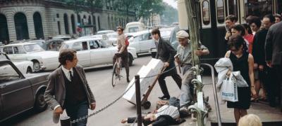 Mnogo naroda, ali malo ljudi - ako padneš na trotoaru, ostaviće te da umreš