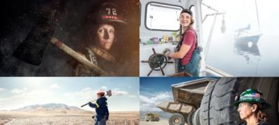 """Žene koje rade """"muške poslove"""" ruše stereotipe (foto)"""