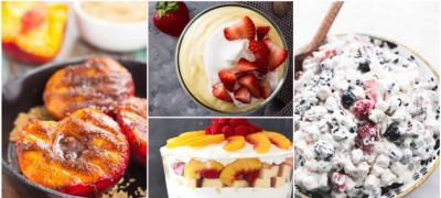 4 brza dezerta za koja ne morate slediti tačan recept