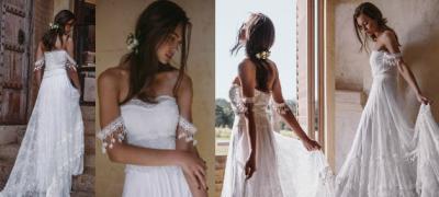 Po ukusu neveste: Kako na Pinterestu izgleda savršena venčanica za devojke?