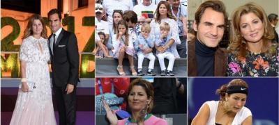 Bila je teniserka, ima četvoro dece, ismevaju je zbog stila: Mirka je pokretačka snaga Rodžera Federera