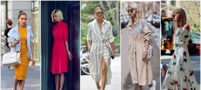 Hit kombinacija za međusezonu: Kako da nosite haljinu sa patikama?