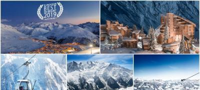 Lista od 15 najlepših skijališta u Evropi za 2019. godinu