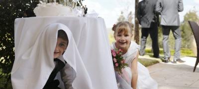 Маla deca na svadbi? Nе, hvala