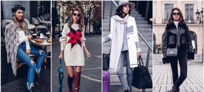Tople kombinacije najlepše obučene blogerke - Anabel Flor