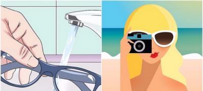 3 trika uz pomoć kojih ćete uspeti da pokrijete ogrebotine sa naočara za sunce