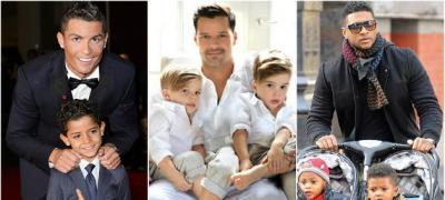 Sami se brinu o deci: Slavni muškarci koji su samohrani očevi