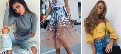 Midi suknja, uski džemper: Odeća u kojoj ćete uvek izgledati lepo na fotografijama
