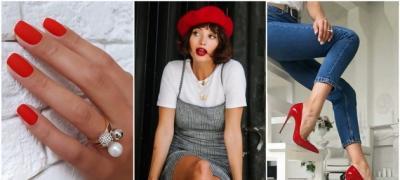 5 crvenih stvari koje svaka žena treba da ima