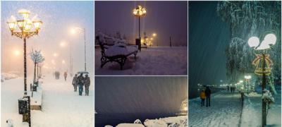 Najlepše Instagram fotke Ohrida prekrivenog snegom