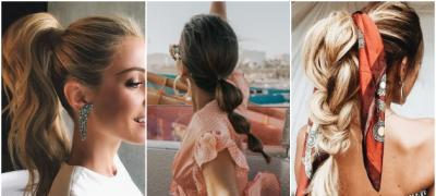 Ideje kako da vežete kosu, a da ne izgledate neuredno u toplim danima