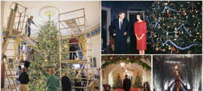 Planira se celu godinu, a kiti se 5 dana: 8 činjenica o novogodišnjoj jelki u Beloj kući