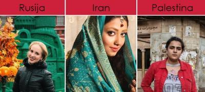 Kako izgledaju devojke sa 18 godina kroz zemlje širom sveta?