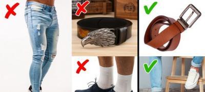 12 loših navika koje čine da izgledate kao muškarac bez ukusa