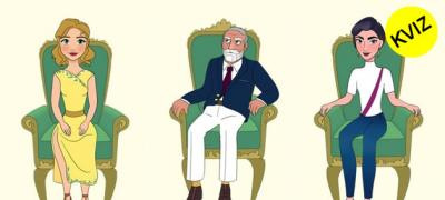 Šta govori o vama poza u kojoj najčešće sedite?