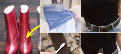 Kožne čizme se popravljaju lakom za nokte: Trikovi koji produžavaju život odeće