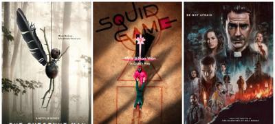 Najpopularnija serija u ovom trenutku na Netflixu — Squid Game i još 4 koje će vas držati budnim celu noć