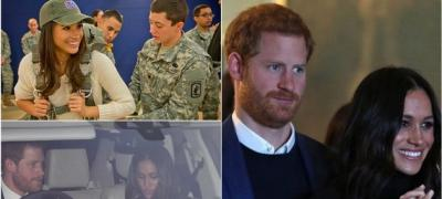 Оd lažnog kidanpovanja do vožnje levom stranom – kraljevske pripreme Megan Markl (foto)