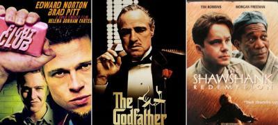 Top 10 filmova sa najvišom ocenom na Imdb-u