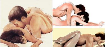 Erotske ilustracije koje će vam razmrdati fantaziju (18+)