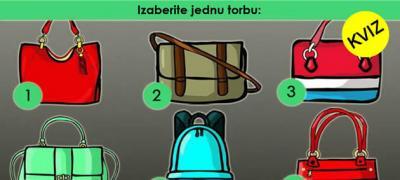 Kviz: Izaberite torbu koju bi nosile svaki dan