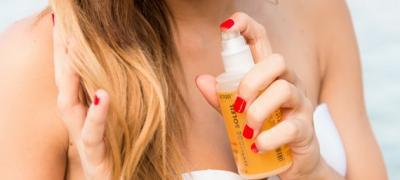 Zašto treba da koristite mleko za sunčanje na kosi?