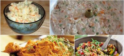Predlog posnih salata za Svetog Nikolu