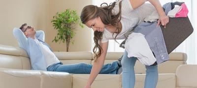 Šta se desilo od kako sam prestala da molim supruga za pomoć?