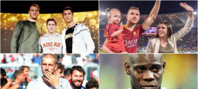 Fudbaleri koji su borci u životu: Mesija su zvali kepec, Balotelija su provocirali bananama