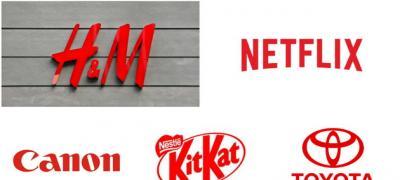 Zašto je većina logoa crvene boje?