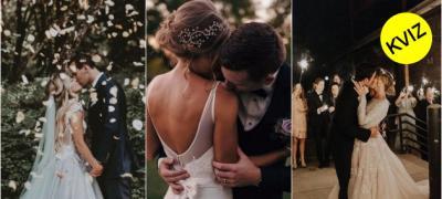 Humoristički kviz: Koliko ćete puta u životu stupiti u brak?