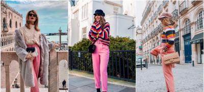 Rоze Zarine pantalone sa kojima će blogerke otvoriti prolećnu sezonu