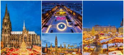 Najlepše božićne pijace u Evropi koje treba da posetite tokom zimeNajlepše božićne pijace u Evropi koje treba da posetite tokom zime