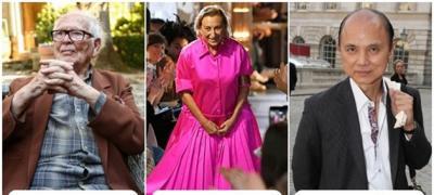 Modni dizajneri koje celi svet zna po imenu, ali retko ko zna kako izgledaju