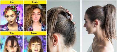 Napravite lokne uz pomoć cevčica - Trikovi za kosu koji zaista funkcionišu