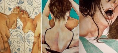 Кada je želja za seksom jača od gladi – ilustracije koje će vam rasplamsati fantaziju (18+)