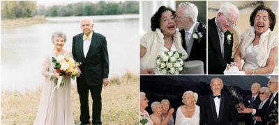 Nikada nije prekasno za ljubav: Najlepša venčanja u starijim godinama
