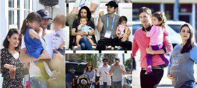 12 razloga zašto deca Mile Kunis i Eštona Kučera neće imati prijatelje u Holivudu