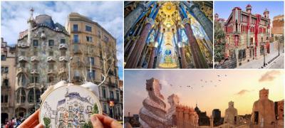 Obeležje Barselone - Šest Gaudijevih genijalnosti koje vredi posetiti